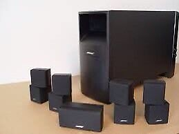 Bose Acoustimass 10 IV Like New Home Theater