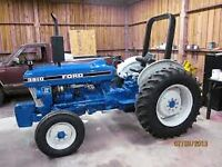 Looking for 3910 Ford tractor