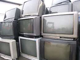 Free pick up of your old tv's