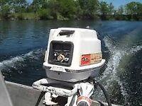 Johnson sea horse 10hp outboard motor