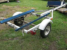 Wanted! 12' to 14' boat trailer