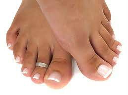 Wedding day manicures and pedicures in your home! London Ontario image 4