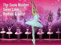 2 tickets Swan Lake Theatre Royal Norwich Tuesday 3rd April 7.30pm