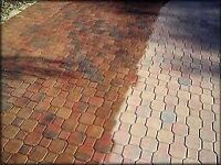 CONCRETE AND INTERLOCK SEALING AND PRESSURE WASHING
