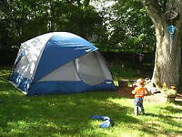 Can I pay monthly rent to camp out in your backyard?