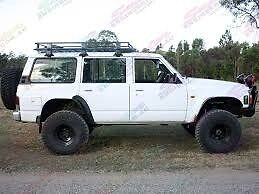 Nissan Patrol GQ guards doors and panels Weston Cessnock Area Preview