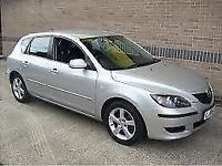2005 55 MAZDA 3 1.4 TS MOT 07/17 (CHEAP PART EX TO CLEAR)
