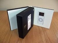 APPLE IPOD NANO 1ST GEN RECALL FREE EXCHANGE FOR NEW ONE (wanted)