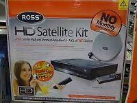 ROSS HD SATELLITE KIT