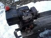 I need a used snowblower engine .10.11.or 12..hp tecum ...