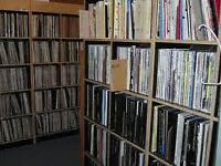 RECORDS FOR SALE OVER 20,000 ALL TYPES OF MUSIC