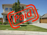 LET US HELP YOU PAY OFF YOUR HOME OR ANY DEBT! 48 HOUR SOLUTION!