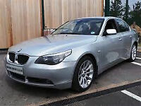 bmw e60 5 series 525 diesel auto breaking for spares and repairs call parts