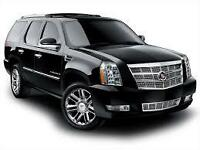 Cadillac Escalade Limo for Evets