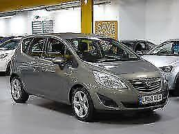 Vauxhall/Opel Meriva 1.4 16v ( 100ps ) ( a/c ) SE MPV 5 Door Hatch Back