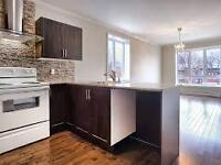 3 1/2, and 5 1/2 for rent at 157 Larente and 4 1/2 153 Chatelle