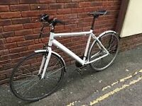 Apollo hybrid city bike serviced. Great conditionMudguards extras ready to go open to offers
