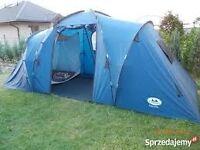 Campus 4 berth tent