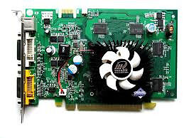 Inno3D nVIDIA GeForce 9500GT HDMI Graphics Card - 1GB DDR