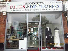 Urgent requirement for female receptionist & experience Tailor for a dry-cleaning & Tailoring shop