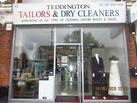 Urgent requirement for a Female part time receptionist for a dry-cleaning shop in Teddington, TW11