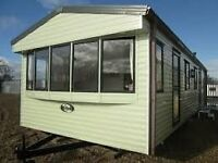 willerby westmoorland staticic caravan 35x12 3 bed stunning condition scotland dumfries and galloway