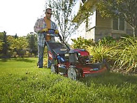 SPRING IS HERE BOOK YOUR LAWN CARE NOW