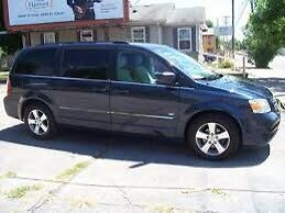 Dodge caravan low km's certified