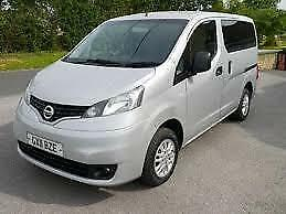 Nissan NV200 Wheelchair Scooter 5 Seat Accessible Constables MPV WAV
