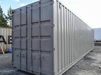 (20)(40)(45) Portable Steel Storage Container