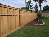 Fence and deck service Old fence repair Good prices