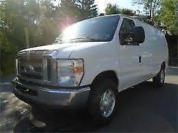 Ford Econoline Cargo Van E-150 2010