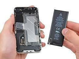 iPHONE BATTERY REPLACEMENT - DONE ON THE SPOT - 6 STORES