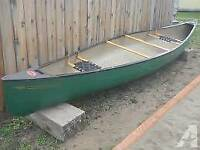Wanted Canadian Canoe