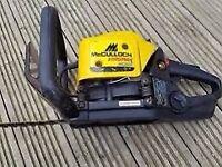 McCullough head trimmer NON RUNNER