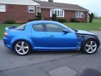 mazda rx8 wanted running project