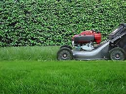 A BETTER CHOICE LAWN MOWING RUN FOR SALE