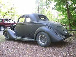 Wanted 1935-1938 coupe project