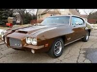 "WANTED ""1971 GTO"""