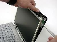 Laptop LCD LED Screens replacement.