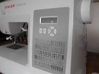 Singer Brilliance 6180 sewing machine 80 Stitch - white,brand new