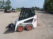 Bobcat dry hire $230 day Eastern Heights Ipswich City Preview