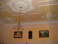 Professional painting decoration interior or exterior ,interior stucco repair service & much more!