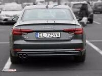 Audi A4 B9 BREAKING SPARE PARTS