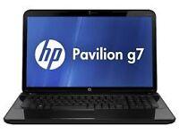 HP Pavilion g7-1255sa 17.3 inch Laptop PC (Intel Core i5-2430M Processor, 4GB RAM, 500GB HDD,