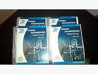 4th and 3rd Class Power Engineering PanGlobal textbooks
