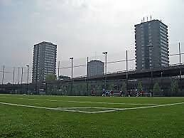 8 aside football @Westway every Sunday