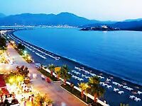 Turkey's Med - Stay in Stella Classic Ground Floor Apartment, a few minutes from Calis long beach
