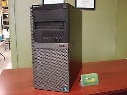 intel Quad Core i7 WiFi 10gb Rm 128gb SSD+2000gb HD Win7 HDMi Dell Gaming Computer Nvidia GeForce 2 gig $499