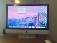 Apple iMac 10 3.06 GHz Core 2 Duo (E7600) 21.5 inch 4GB
